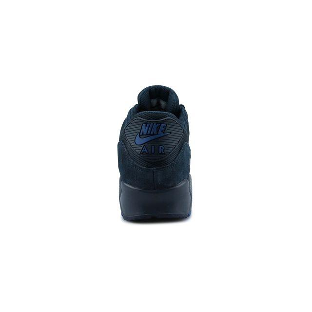 Nike Air Max 90 Essential Marine 537384 422 pas cher