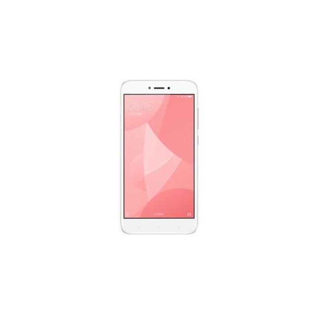 Auto-hightech Smartphone 5 pouces, Octa-core, Miui 8.0, 4G avec 16 Go de Rom – Rose