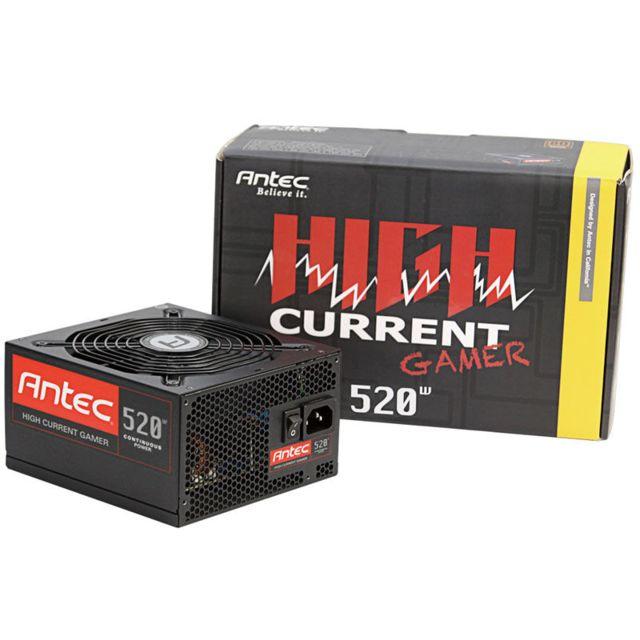 ANTEC - Alimentation HCG 520 EC