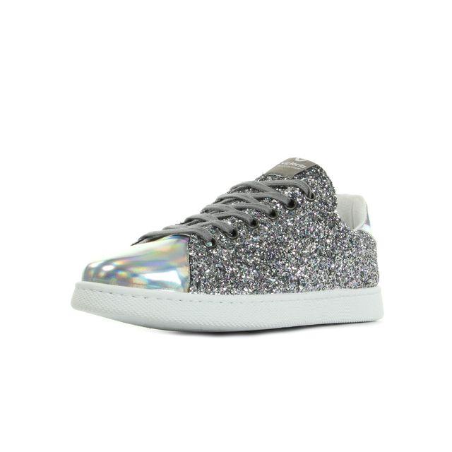 Chaussures Victoria Glitter Deportivo Gris Pas 35 Plata Basket UxwqBwpWR6