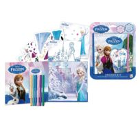 Imagination Entertainement - Loisirs créatifs : Kit de styliste La Reine des Neiges Frozen