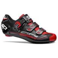 Sidi - Genius 7 Noire Et Rouge Chaussures Vélo route