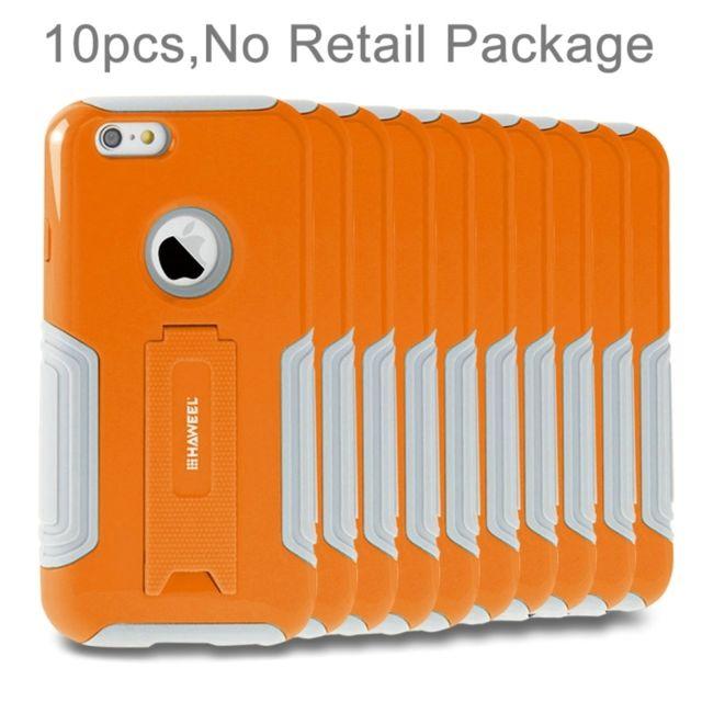 coque orange iphone 6 plus