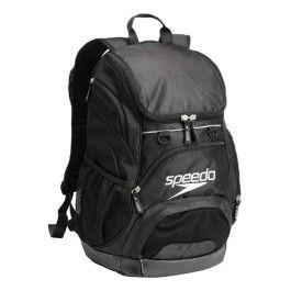 Speedo - Sac de natation Teamster Backpack 35 L noir - pas cher Achat   Vente  Sacs de piscine - RueDuCommerce c7b834c333cd