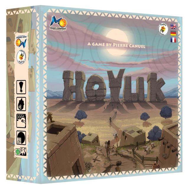Mage Company Jeux de société - Hoyuk