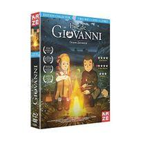 Kaze - L'île de Giovanni Edition Combo Collector BluRay + Dvd Blu-ray, Édition Collector Blu-ray + Dvd