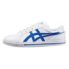Asics Tiger Chaussures Classic Tempo blanc bleu pas cher