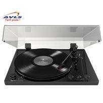 Akai - Pro Bt100BK Platine vinyle. Entrainement a courroie
