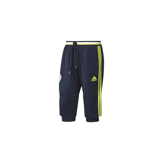 d22adf54cbd Adidas performance - Pantalon de football Suède Uefa Euro 2016 3 4 Training  - .