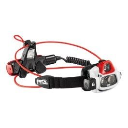 Petzl Lampe Frontale Nao Rouge Pas Cher Achat Vente Lampe