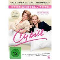 Sunfilm Entertainment - Cybill - Season 2 IMPORT Allemand, IMPORT Coffret De 4 Dvd - Edition simple