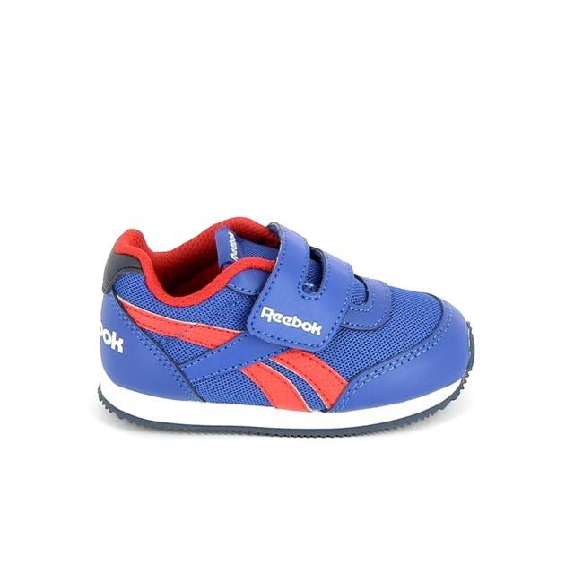 Reebok Classic REEBOK ROYAL CLJOG 2 Bleu Chaussure pas