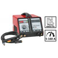 Awelco - Poste de soudure 140 A Mma 30A Plasma 160 A Tig Lift avec torche plasma Tecnoweld