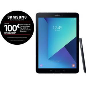 samsung galaxy tab s3 9 7 39 39 32 go 4g noir pas cher achat vente tablette android. Black Bedroom Furniture Sets. Home Design Ideas
