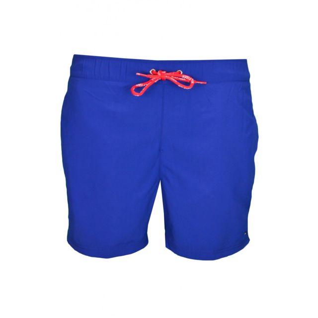 meilleure sélection 2dda7 9e279 Short de bain Flag Swim bleu pour homme