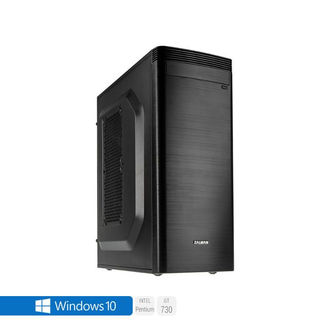 SEDATECH PC Gamer, Intel Pentium, GT730, 2To HDD, 8 Go RAM, Win 10. Ref: UCM6026I3I1HF