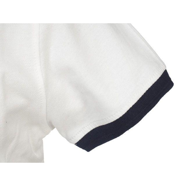 Blend - Polo manches courtes Hugo white mc polo Blanc 52942 XXL