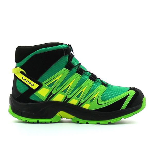 Salomon Chaussures de randonnée Xa Pro 3D Mid Cswp J pas