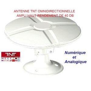 Antarion antenne tnt camping car caravane - Antenne tv caravane ...
