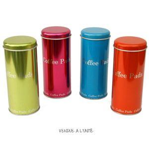 home equipement boite pour capsules caf 50914 2 pas cher achat vente dosettes supports. Black Bedroom Furniture Sets. Home Design Ideas