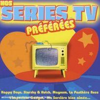 Compact Disc - Nos Series Tv Préférées