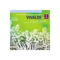 Virgin Classics - Concertos pour mandolines