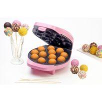 Bestron - Appareil de cuisson pour gâteaux - Cake pop - Cuisine créative