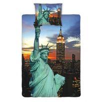 Home - Parure de lit New York Statue de la Liberté