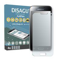 Disagu - Samsung Galaxy S5 Mini Film de protection d'écran - 4 x FullFlex film de protection pour Samsung Galaxy S5 Mini