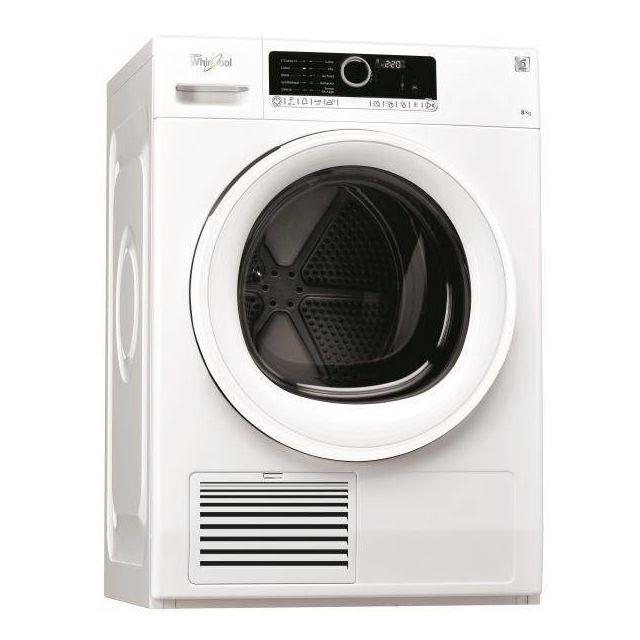 whirlpool s che linge dgelx90111 achat s che linge condensation b. Black Bedroom Furniture Sets. Home Design Ideas