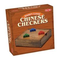 Tactic - Dames Chinoises bois