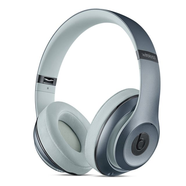 BEATS Studio Bluetooth circum + micro intégré - Bleu Clair