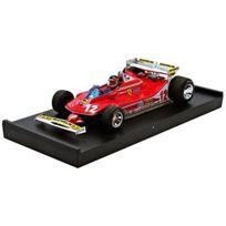 Brumm - R514CH - VÉHICULE Miniature - ModÈLE À L'ÉCHELLE - Ferrari 312 T4 - Gp Monaco 1979 - Echelle 1/43