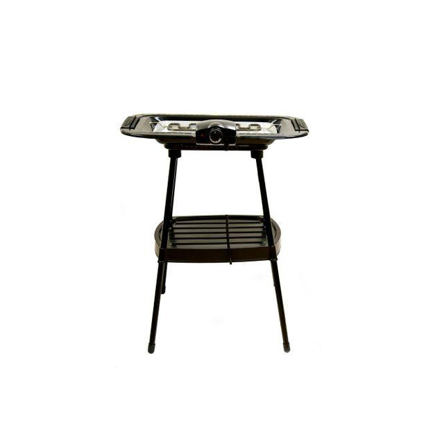 Bluesky barbecue lectrique sur pieds bbgs2000 16 pas cher achat vente barbecues - Barbecue electrique sur pied ...