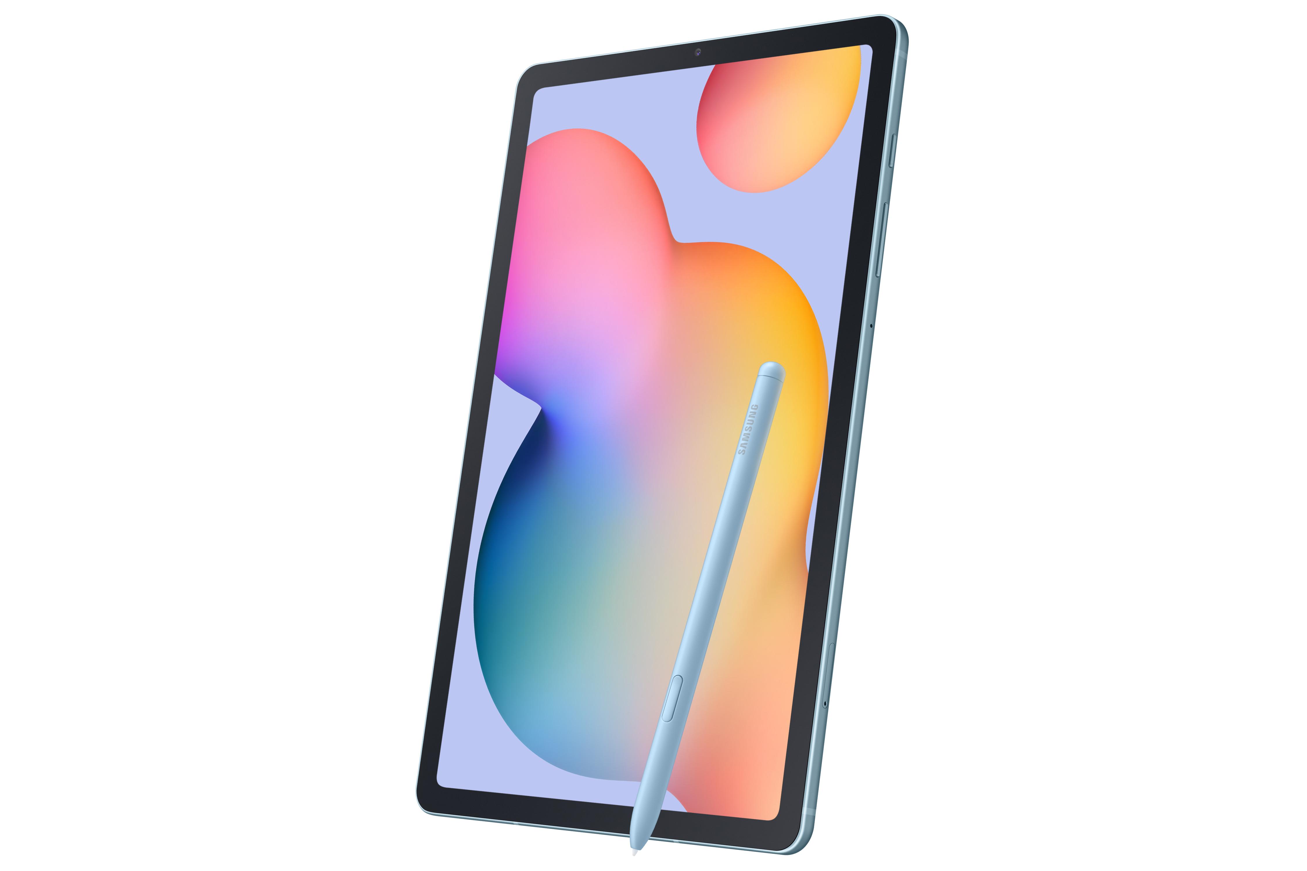 Galaxy Tab S6 Lite - 64 Go - Wifi - Angora Blue