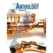 Carisch - Partitions Classique Cappellari A Anthology Vol.3 + Cd - Saxophone Alto Saxophone