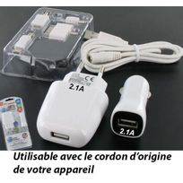 100000VOLTS - Chargeur / Alimentation Tablette pour Toshiba At270