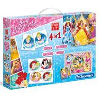 Disney Junior - Edukit 4 en 1 : Princesses Disney