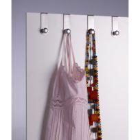 Shopping Vip - Lot Patères 4 crochets placard