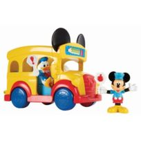 Fisher Price - Fisher-price - Cbp00 - VÉHICULE Miniature - Le Bus De L'ÉCOLE