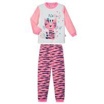 148d7f88091b5 Pyjama fille manches longues Nafissa - Taille - 2 3 ans 92 98 cm. PETIT  BEGUIN ...