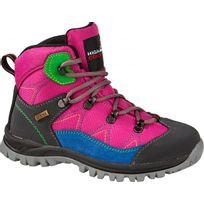 High Colorado - Trek Lite - Chaussures - noir/Multicolore