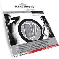 Slendertone - Jeu de 4 Electrodes 10x5cm