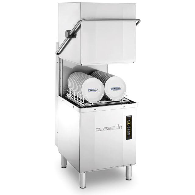 CASSELIN lave-vaisselle 500 à capot double paroi avec pompe de vidange 26l 8900w - clvacdpv