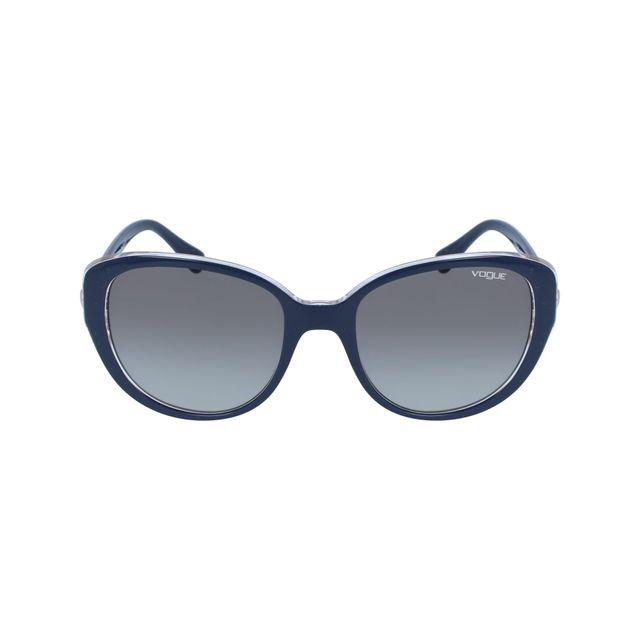 Vo Bleu Femme Sb Soleil De 246611 5092 Lunettes nm8wvN0