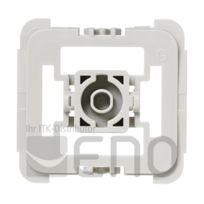 eQ-3 - HomeMatic 103091 Adapter-Set Gira 55 G, 3 Stk. Schalterserien Adapter