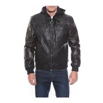 Ritchie - Blouson Cuir Bugsy