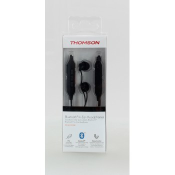 """Écouteurs intra-auricuaire Bluetooth WEAR7009BK """"Piccolino"""" - Noir"""