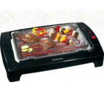 Bomann - Barbecue électrique de table 2000W - Ref. Bq1240NCB