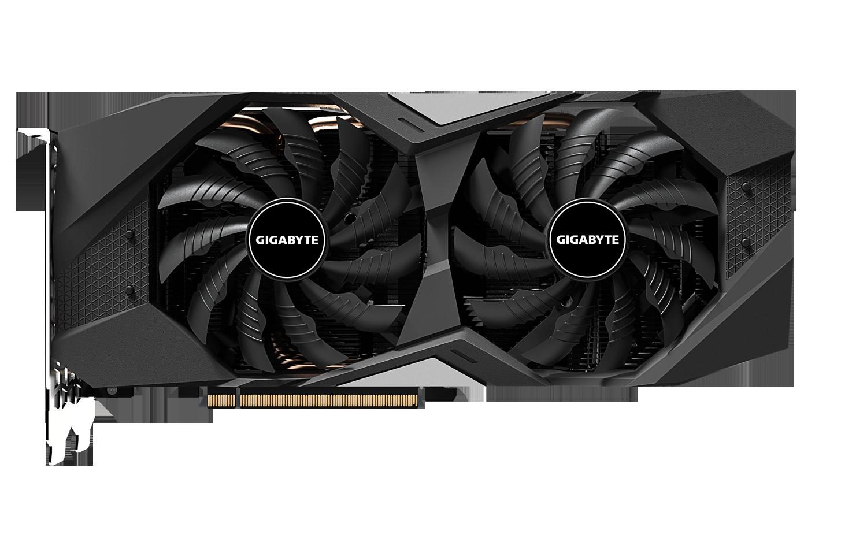 Geforce RTX 2070 rev 1.0 - WINDFORCE 2X - 8 Go